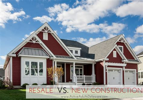 new home construction blog is buying a resale home a better value in delaware