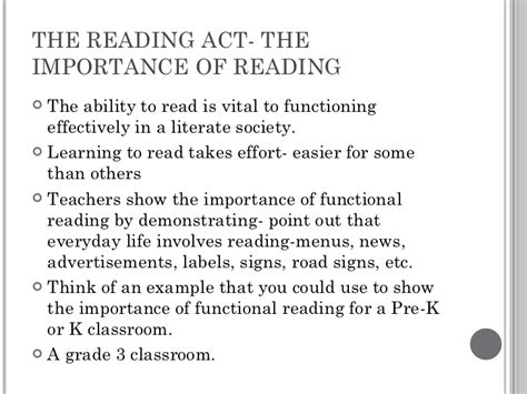 Essay On Value Of Books by Chapter 1 Teaching Reading In Today S Elementary Schools Roe Smith