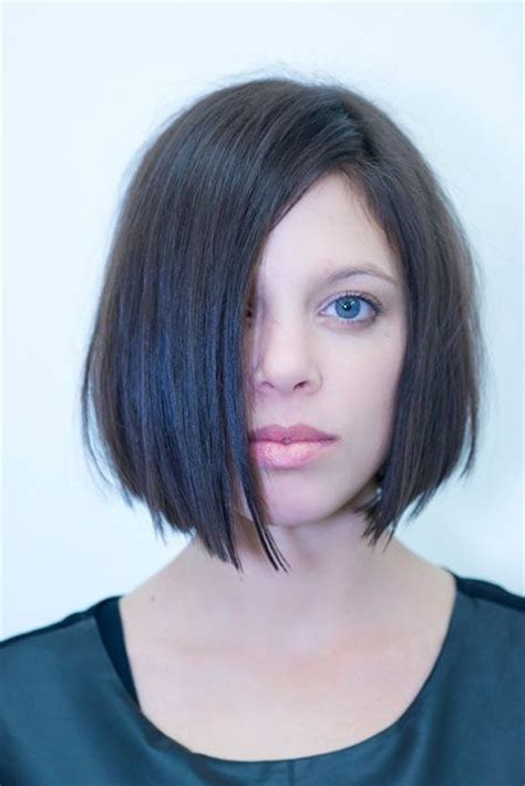 hair cut for with chin 1000 ideas about chin length hairstyles on pinterest