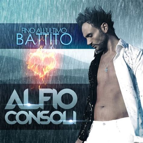 alfio consoli sugarfree quot fino all ultimo battito quot il debutto da solista di alfio