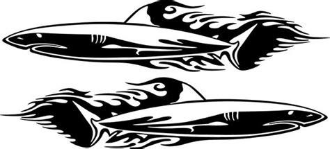 boat graphics shark boat graphics decals xtreme digital graphix