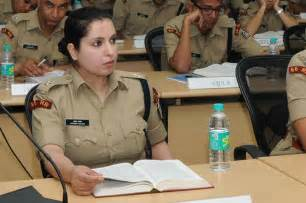 Essay On My To Become An Ips Officer by When See Me In They Look With Admiration Rediff India News