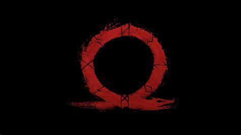 God of War 4 Game Logo Wallpaper #2685
