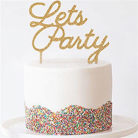 deko torte torten deko topper lets meincupcake shop