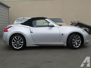 Nissan Convertible For Sale Nissan 370z Convertible In California For Sale 51 Used