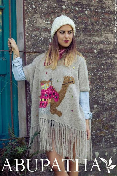 ponchos y ruanas pinterest com co moda invierno 2016 en tejidos artesanales ponchos ruanas