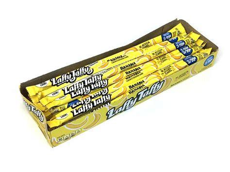 banana laffy taffy rope box of 24 oldtimecandy