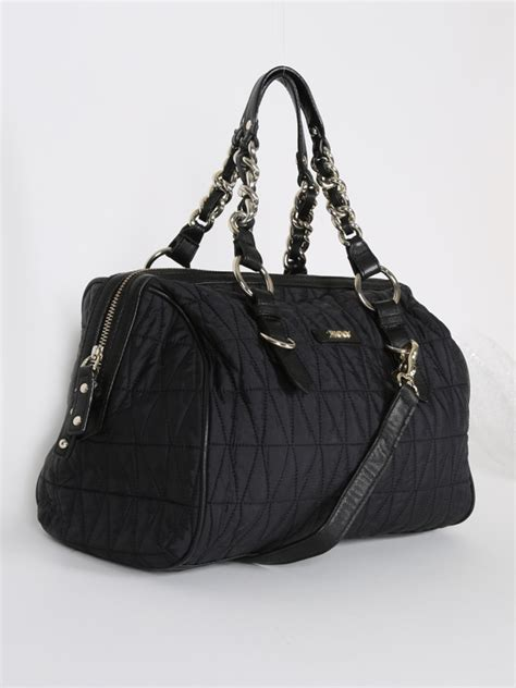 Dkny Black Quilted Handbag by Dkny Black Quilted Bag With Luxury Bags