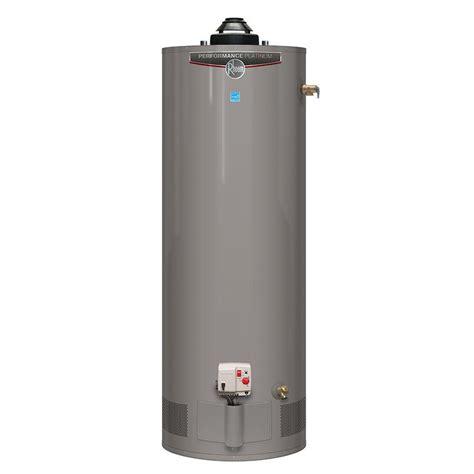 Cover Tank Platinum 2 rheem performance platinum 50 gal 12 year 40 000 btu energy gas water heater