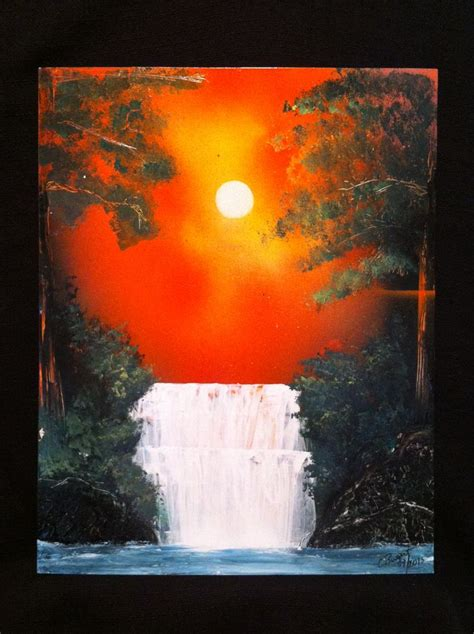 spray paint waterfall 147 best images about spray can painting on