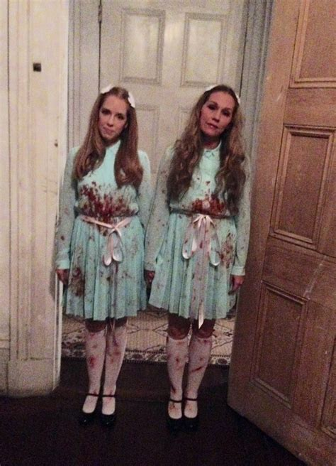 imagenes de gemelas terrorificas gemelas del film quot el resplandor quot un icono de la cultura