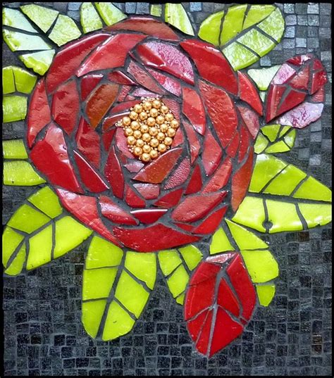 rose pattern for mosaic 123 best images about mosaics on pinterest mosaic tiles