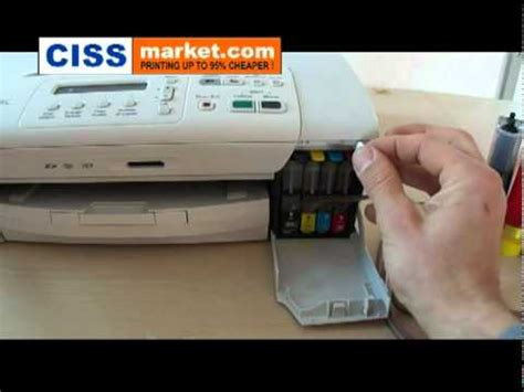 reset muc brother j430w how to reset purge counter on brother dcp j315w printer