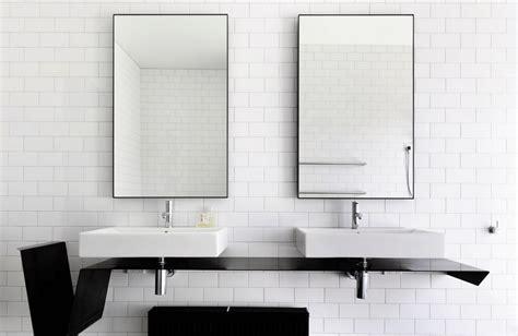bathroom materials mirror as important bathroom element