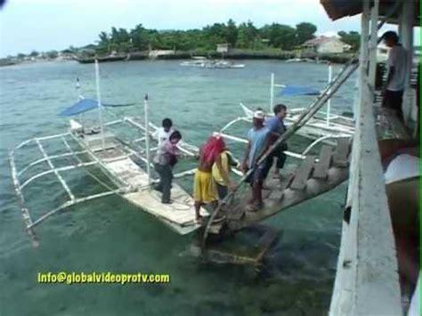 u boat watch philippines floating restaurants olango island mactan cebu