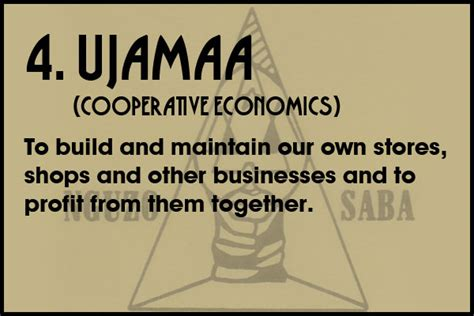kwanzaa day 4 ujamaa cooperative economics