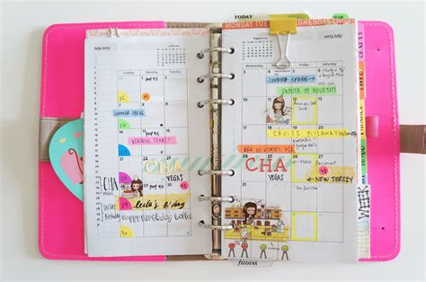 free printable planner filofax 7 best images of free printable filofax calendar