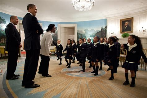 white house for kids file barack obama with children in the diplomatic