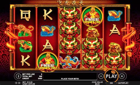 lucky dragons slot  demo game  play
