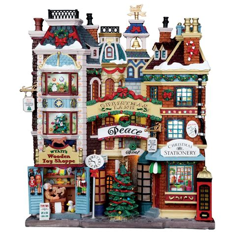 lemax christmas villages lemax collection b o 4 5v building