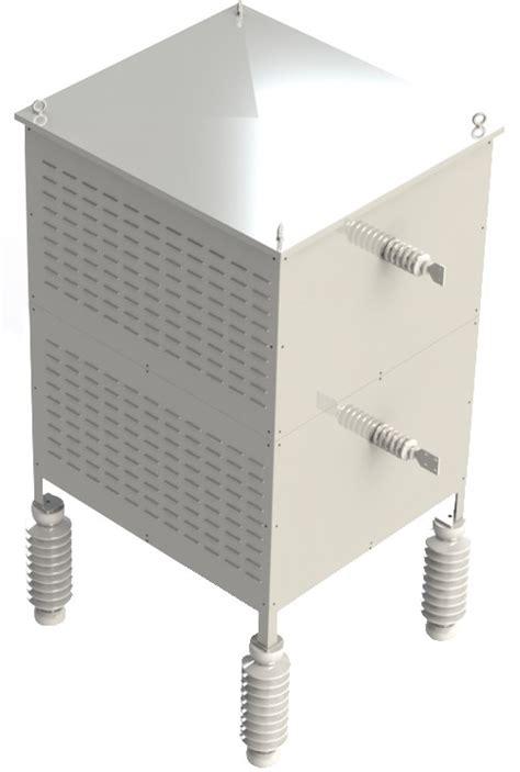 harmonic filter resistor megaresistors