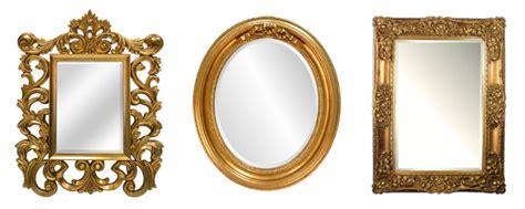 cornici con specchio dalani cornici dorate per specchi eleganza senza tempo