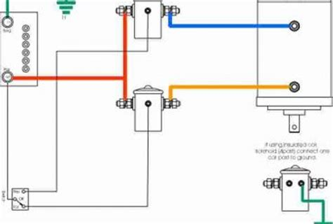 warn m6000 wiring diagram warn xd9000 wiring diagram