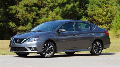 nissan sentra 2017 turbo review 2017 nissan sentra sr turbo motor1 com