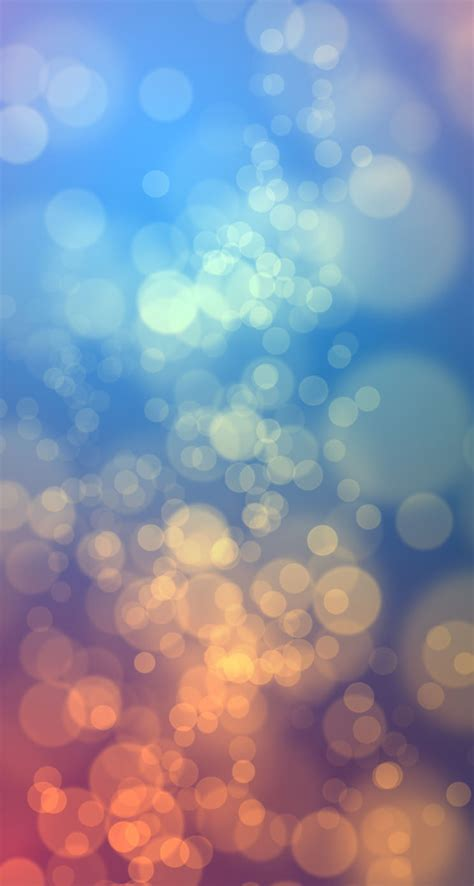 wallpaper for iphone happy happy bokeh background the iphone wallpapers