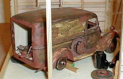 Welches Schleifpapier Für Auto Lackieren by Scheunen Diorama Verschiedene Hersteller 1 24