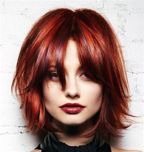 hair color for shades of red hair color for 2017 haircolors trends