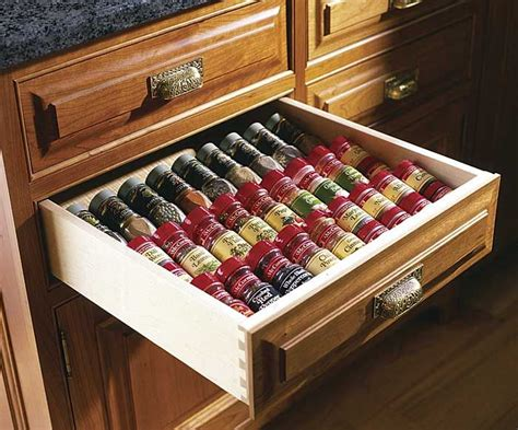 Drawer Spice Storage by Discover And Save Creative Ideas