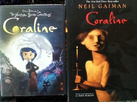 coraline book pictures ranger review review of the book and versions of