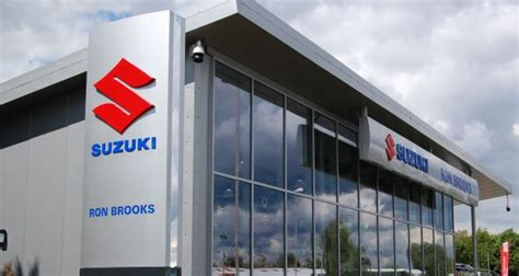 Suzuki Showroom Opens Suzuki Showroom In Mansfield