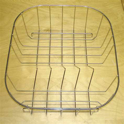 Stainless Steel Wire Kitchen Sink Drainer Basket Ebay Kitchen Sink Wire Basket