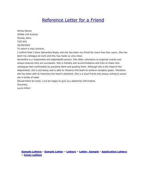 letter of recommendation template for employee choice image