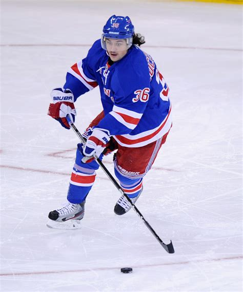 Mats Zucharello by Mats Zuccarello Photos Anaheim Ducks V New York Rangers