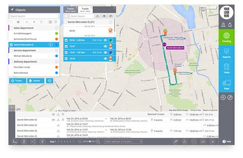 how to a tracking gps tracking software features navixy