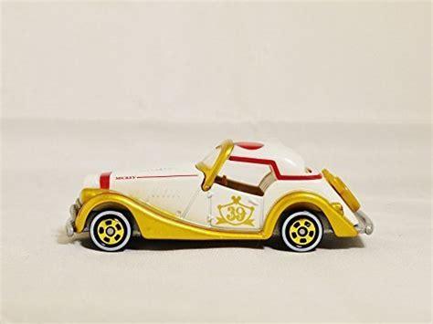 Tomica Disney Roadster Mickey takara tomy tomica disney motors mickey mouse speedstar 39th special edition radio