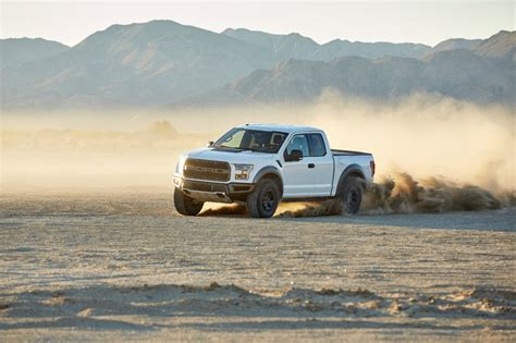 Report: 2017 Ford F 150 Raptor Priced at $49,520 for