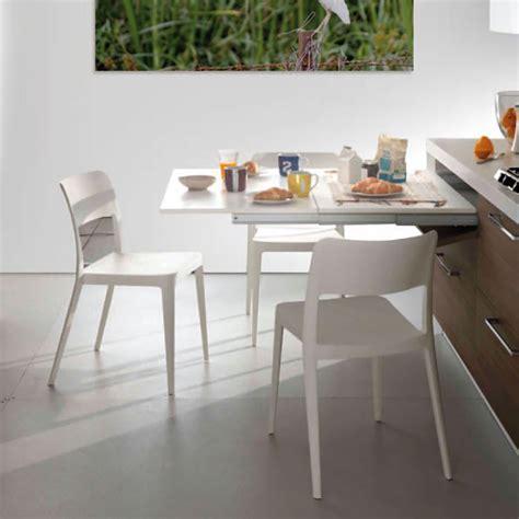 tavolo estraibile spazio in cucina 6 soluzioni per avere cucine