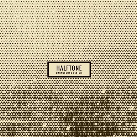 halftone pattern download retro halftone background vector free download