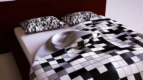tutorial bungkus kado bed cover tutorial 3ds max bed cover youtube