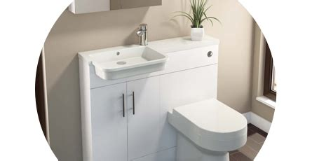 Combined Bathroom Vanity Units by Combination Vanity Units For Bathrooms Plumbing
