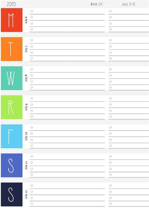 printable lesson plan calendar 2016 free weekly dated calendar printables 2016 2017 lesson