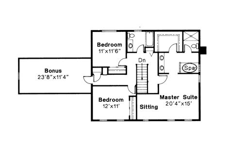 colonial floor plan simple colonial house plans escortsea