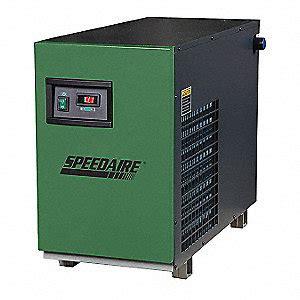 compressed air dryers compressed air driers all speedaire refrigerated air dryer 3ya54 3ya54 grainger