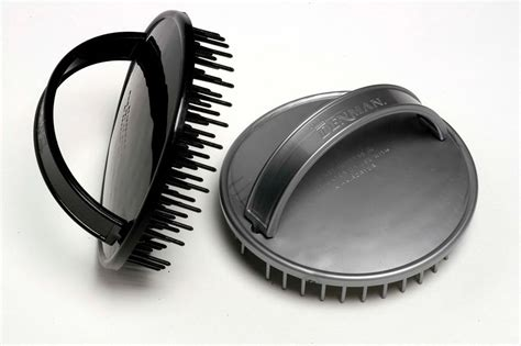 mens hair products to use with a comb denman styling shoo hair brush mens gift ideas be bop