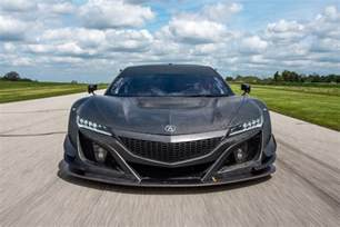 Buy Acura You Can Now Buy The Acura Nsx Gt3 For 543k The Torque