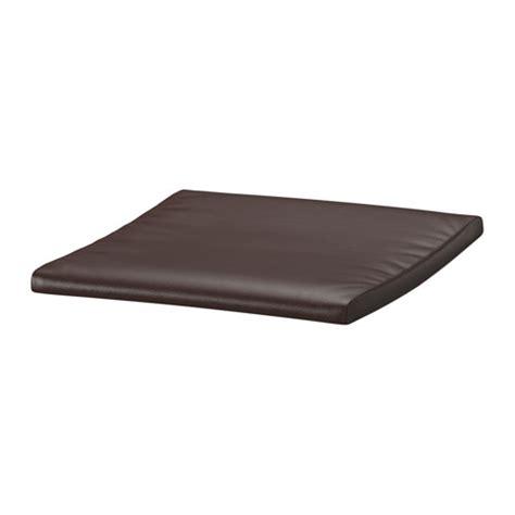 Poang Ottoman Po 196 Ng Ottoman Cushion Glose Black Ikea